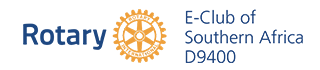 Rotary E-Club of Southern Africa D9400